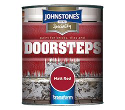 Paint for Bricks, Tiles and Doorsteps