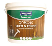 One Coat Shed & Fence