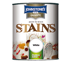 Paint to Block Stains